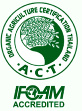 Thailand Organic Certified